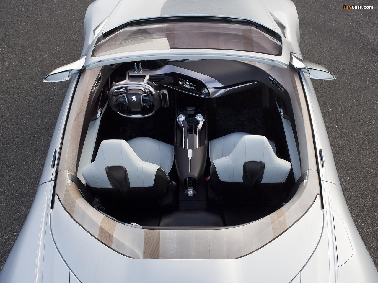Peugeot SR1 Concept 2010 images (1280 x 960)
