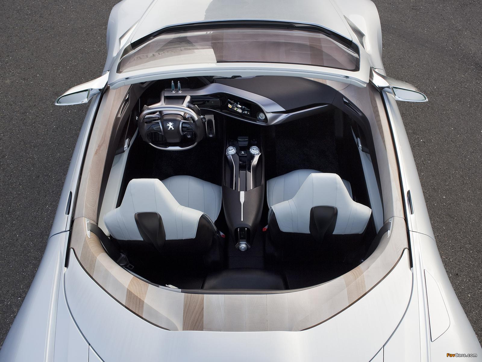 Peugeot SR1 Concept 2010 images (1600 x 1200)