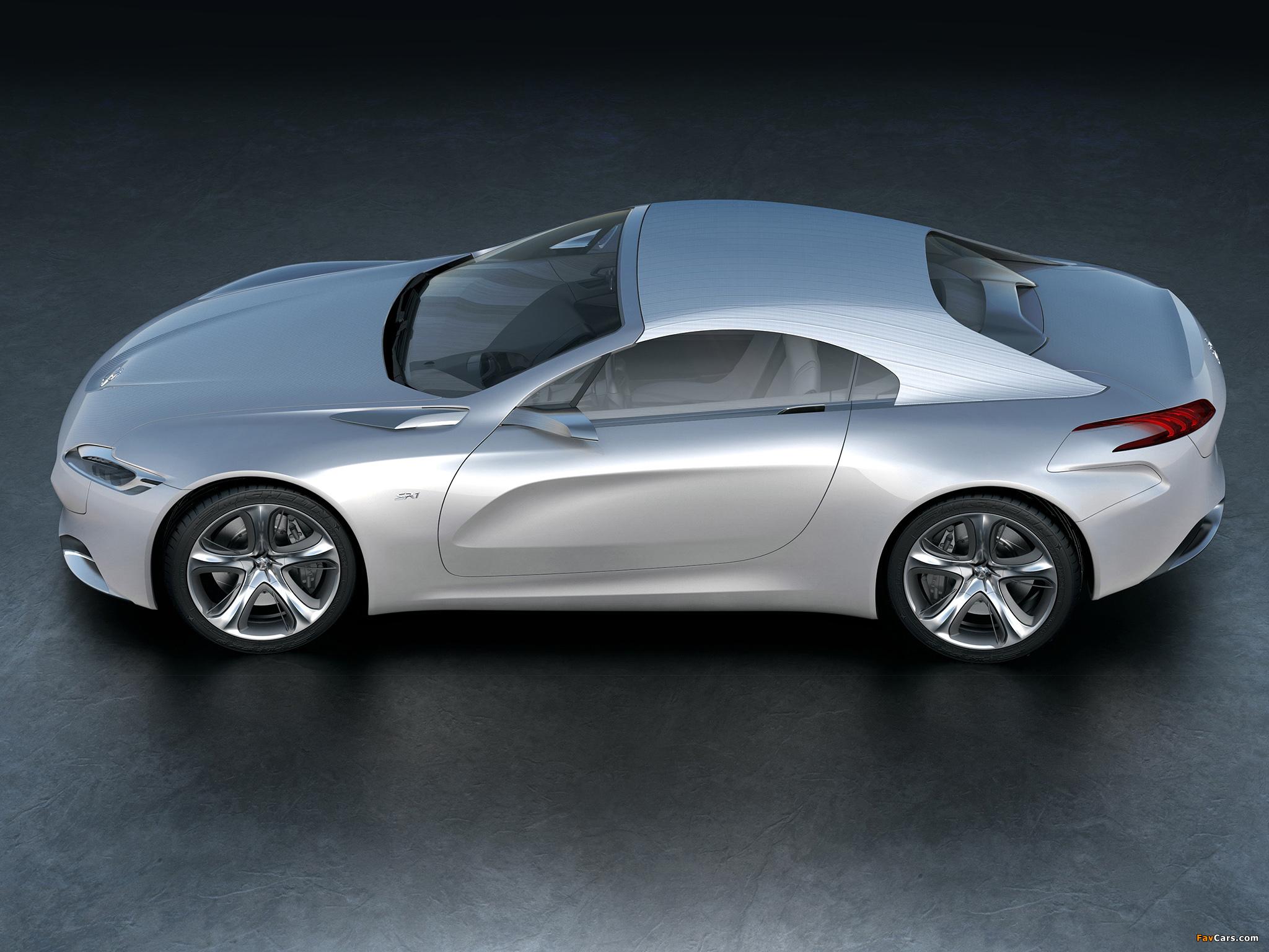 Peugeot SR1 Concept 2010 photos (2048 x 1536)