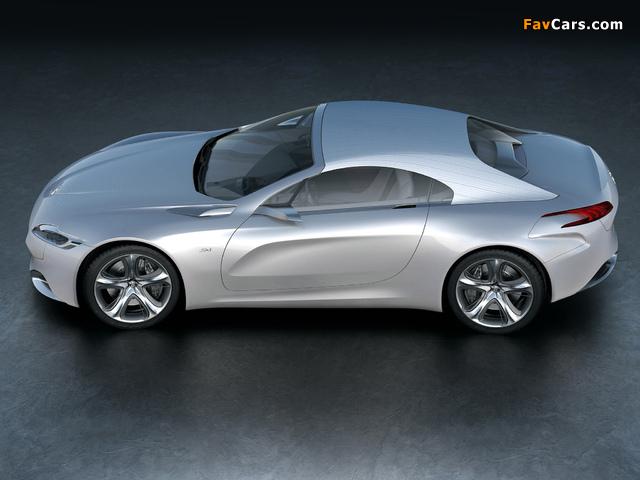 Peugeot SR1 Concept 2010 photos (640 x 480)