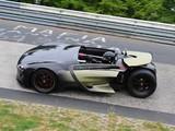 Peugeot EX1 Concept 2010 photos