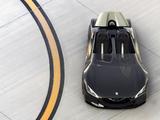 Peugeot EX1 Concept 2010 pictures