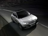 Peugeot HR1 Concept 2010 wallpapers