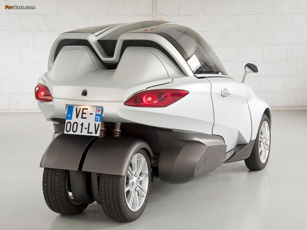 Peugeot VELV Concept 2011 images (1024 x 768)