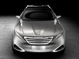 Peugeot SXC Concept 2011 photos