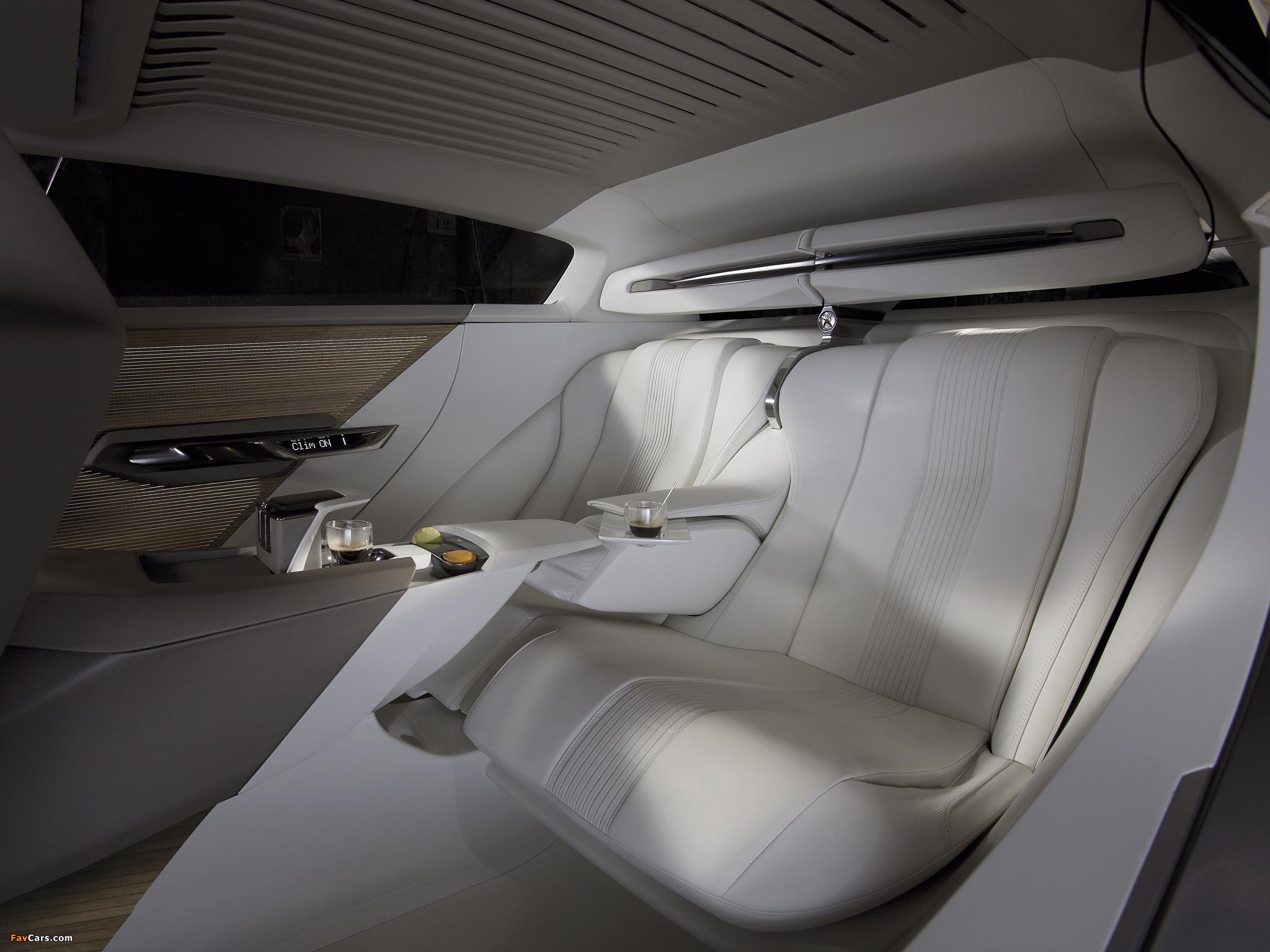Peugeot HX1 Concept 2011 photos (2048 x 1536)