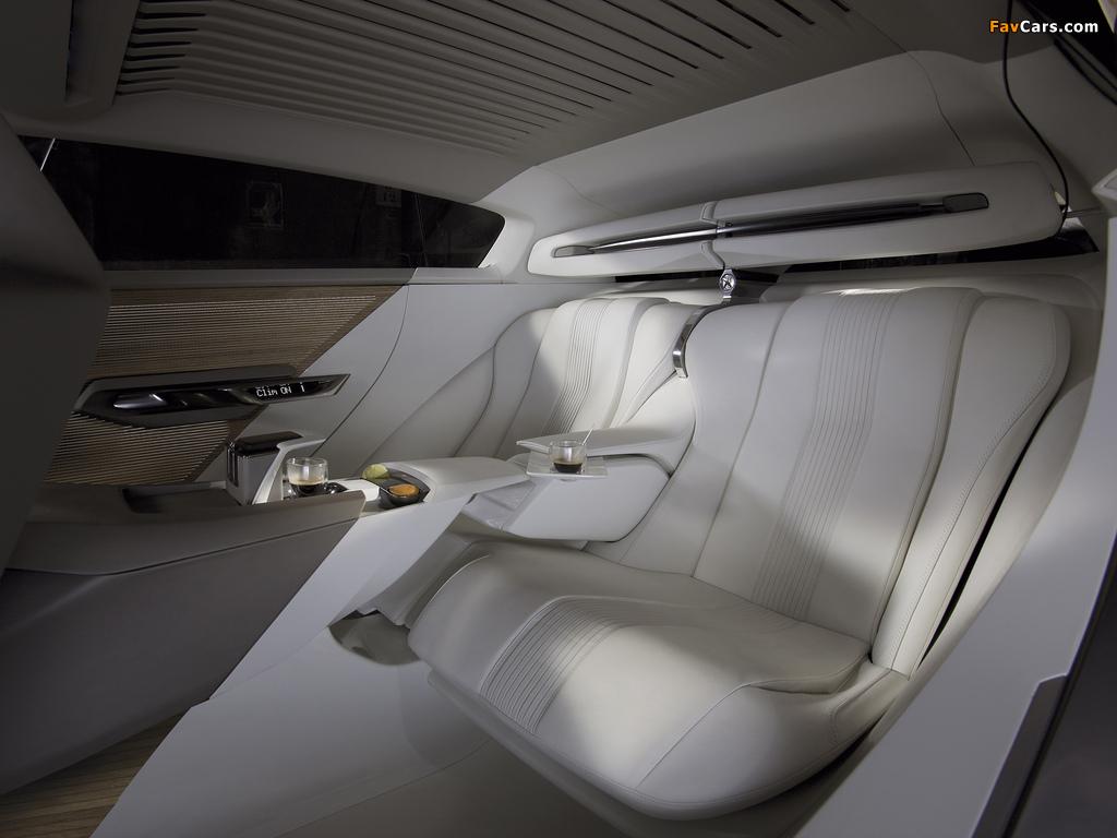 Peugeot HX1 Concept 2011 photos (1024 x 768)