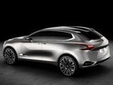 Peugeot SXC Concept 2011 pictures