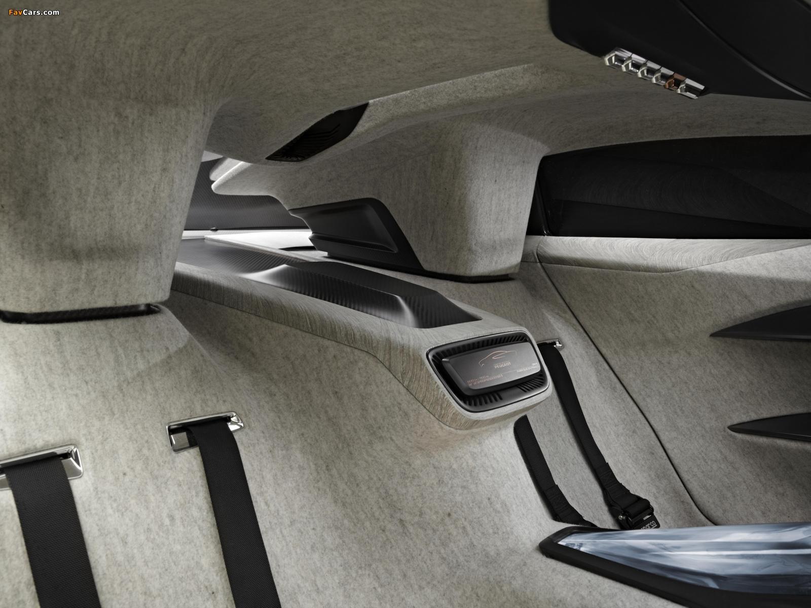Peugeot Onyx Concept 2012 images (1600 x 1200)