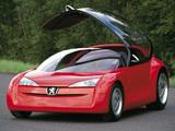 Photos of Peugeot Bobslid Concept 2000