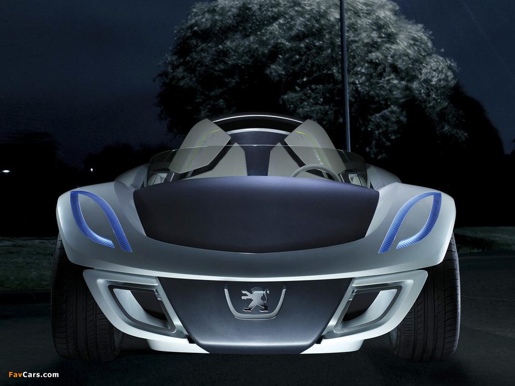 Photos of Peugeot Flux Concept 2007 (1024 x 768)