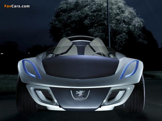 Photos of Peugeot Flux Concept 2007 (640 x 480)