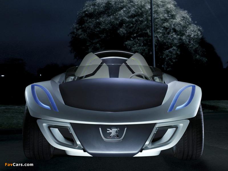 Photos of Peugeot Flux Concept 2007 (800 x 600)