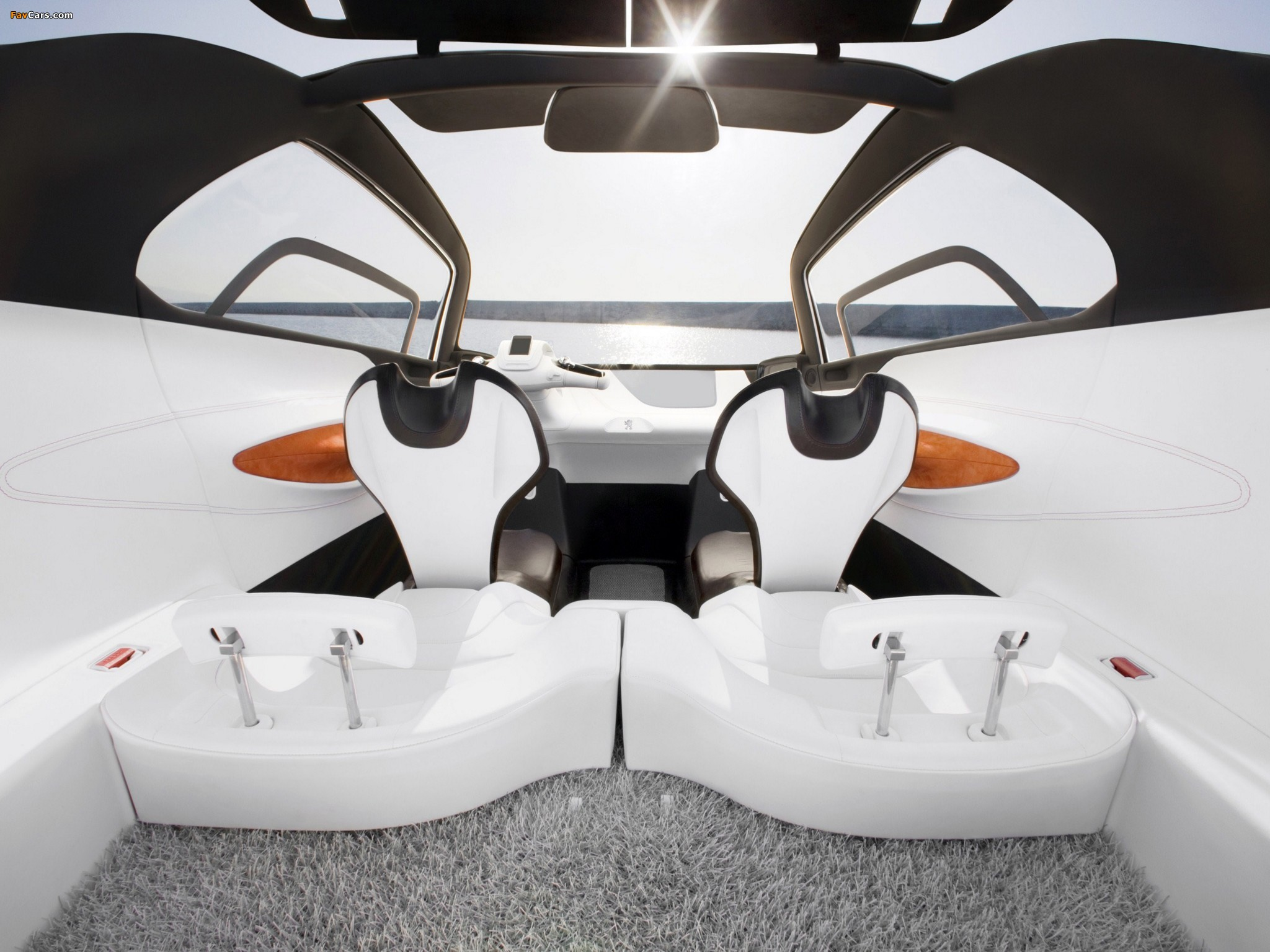 Photos of Peugeot BB1 Concept 2009 (2048 x 1536)