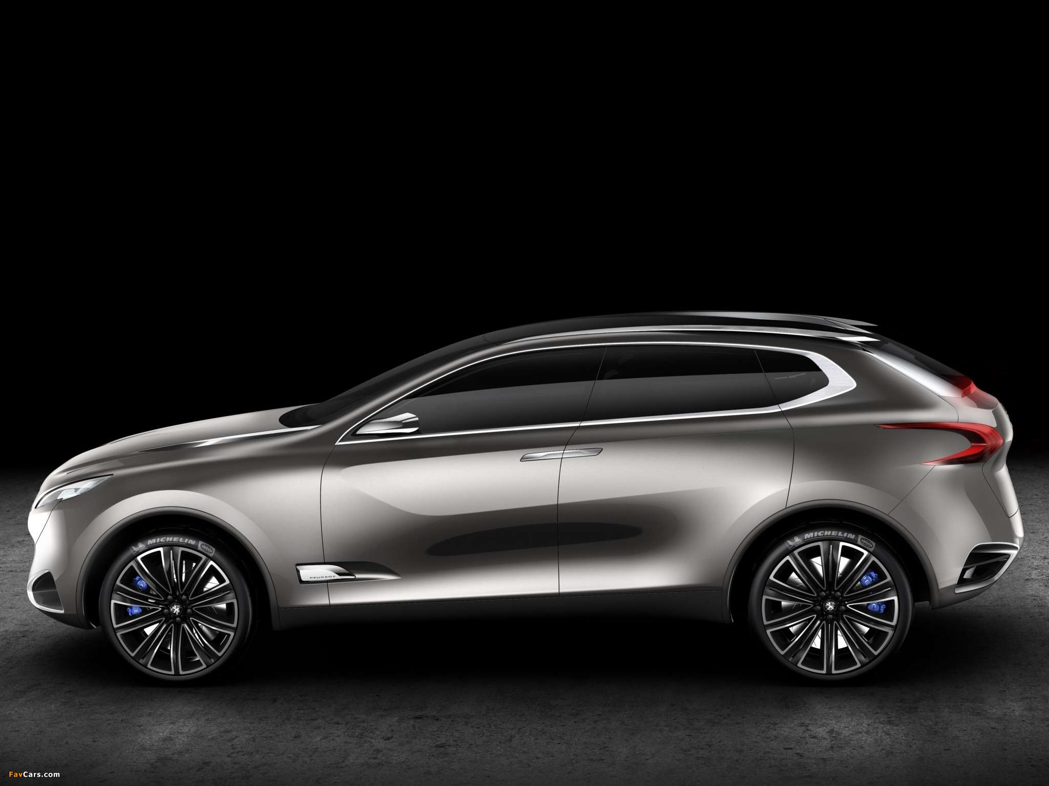 Photos of Peugeot SXC Concept 2011 (2048 x 1536)