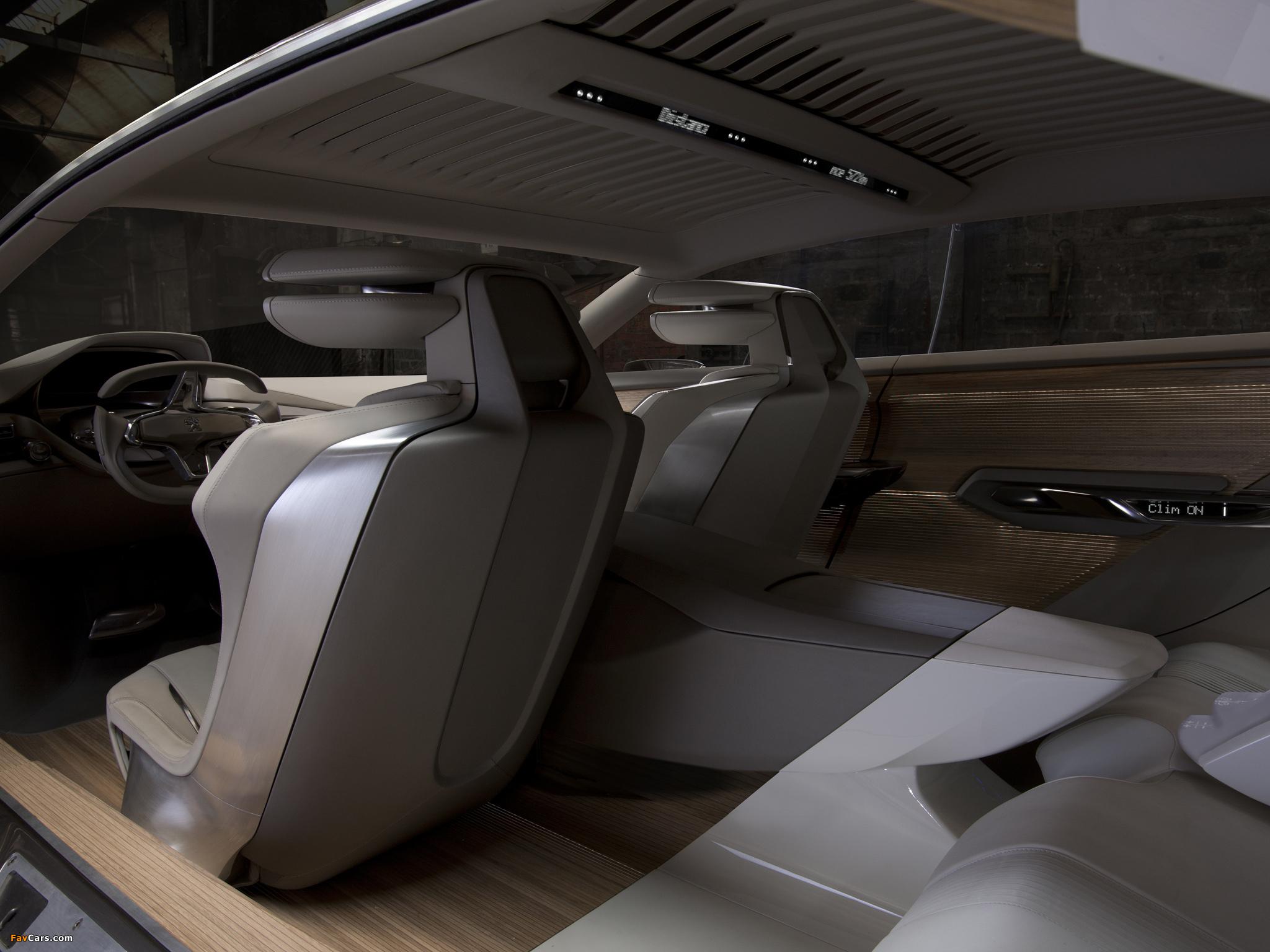 Photos of Peugeot HX1 Concept 2011 (2048 x 1536)
