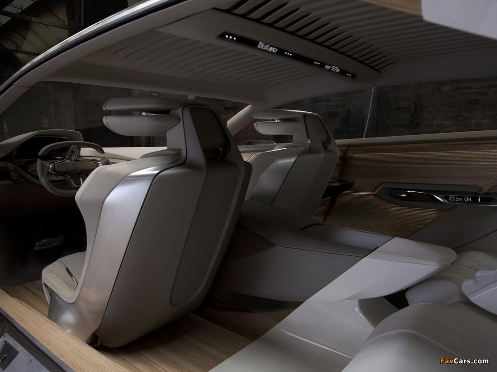 Photos of Peugeot HX1 Concept 2011 (1024 x 768)