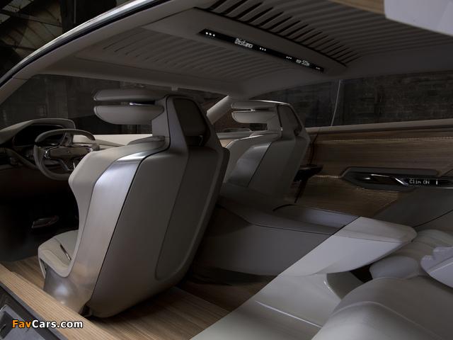 Photos of Peugeot HX1 Concept 2011 (640 x 480)