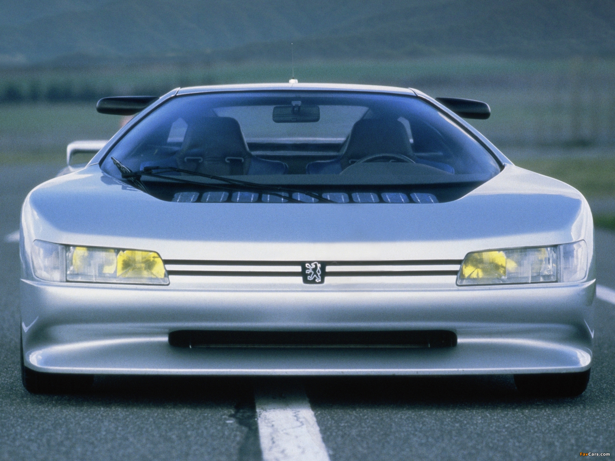 Pictures of Peugeot Oxia Concept 1988 (2048 x 1536)