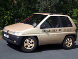 Pictures of Peugeot 4x4 Agades Concept by Heuliez 1989