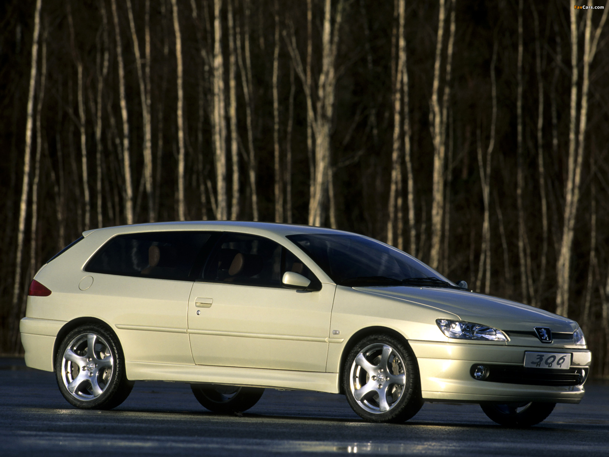 Pictures of Peugeot 306 HDI Concept 1999 (2048 x 1536)
