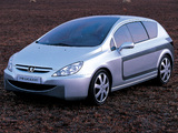 Pictures of Peugeot Promethee Concept 2000