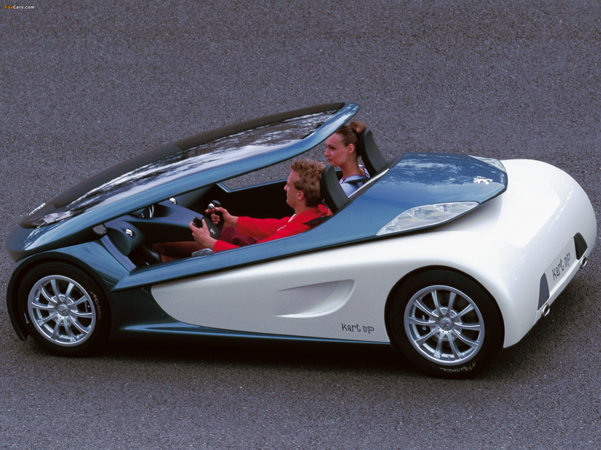 Pictures of Peugeot Kartup Concept 2000 (2048 x 1536)