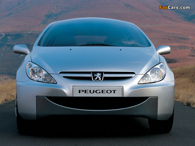 Pictures of Peugeot Promethee Concept 2000 (640 x 480)