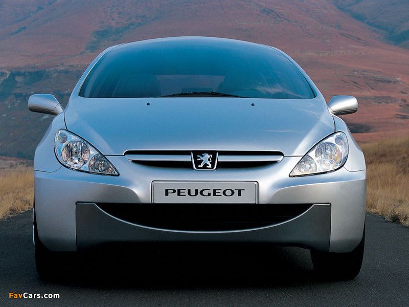 Pictures of Peugeot Promethee Concept 2000 (800 x 600)