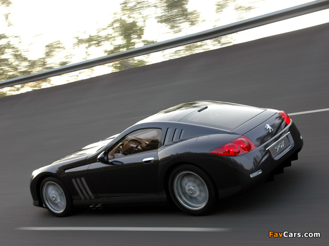 Pictures of Peugeot 907 Concept 2004 (640 x 480)