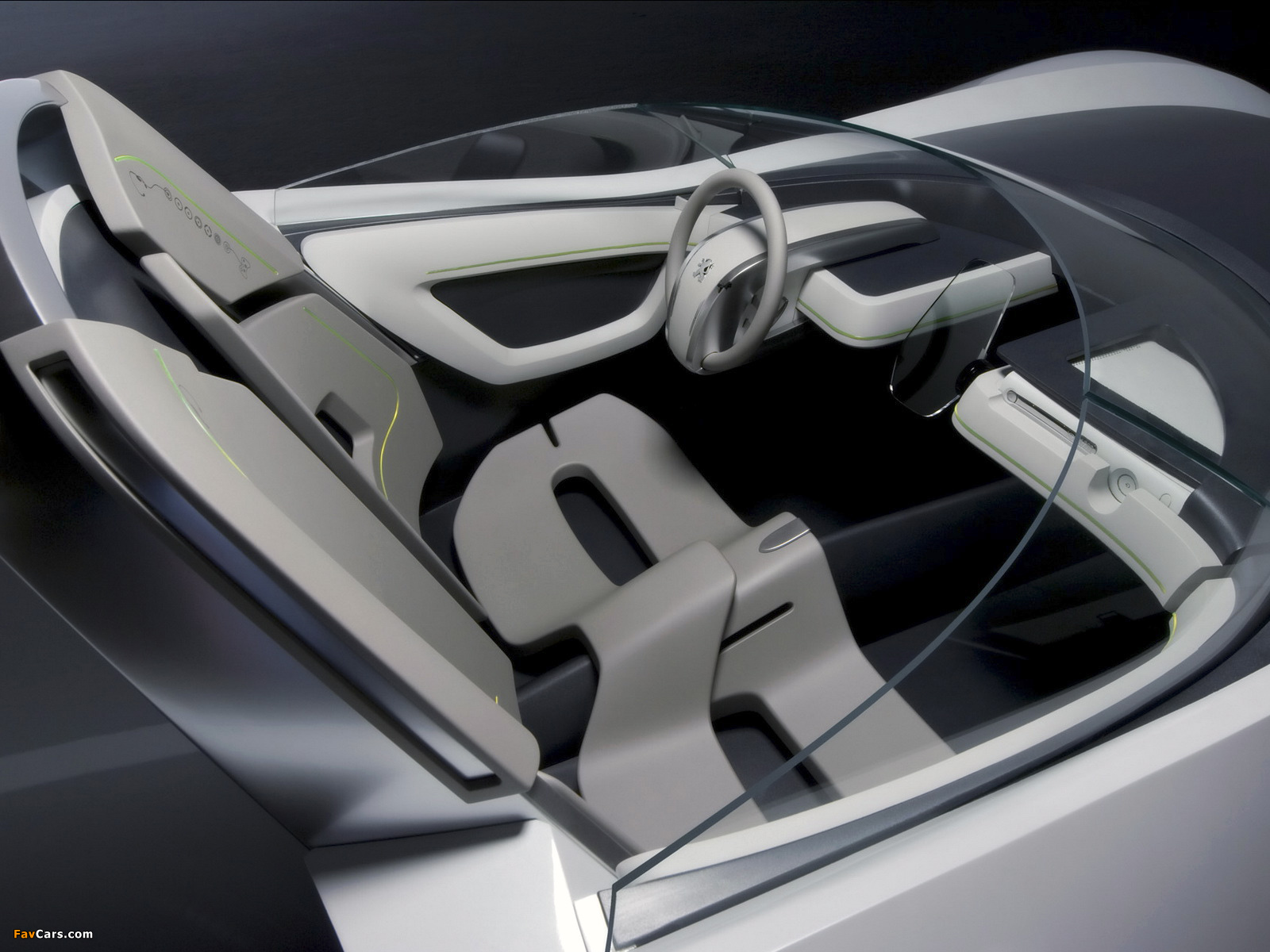 Pictures of Peugeot Flux Concept 2007 (1600 x 1200)