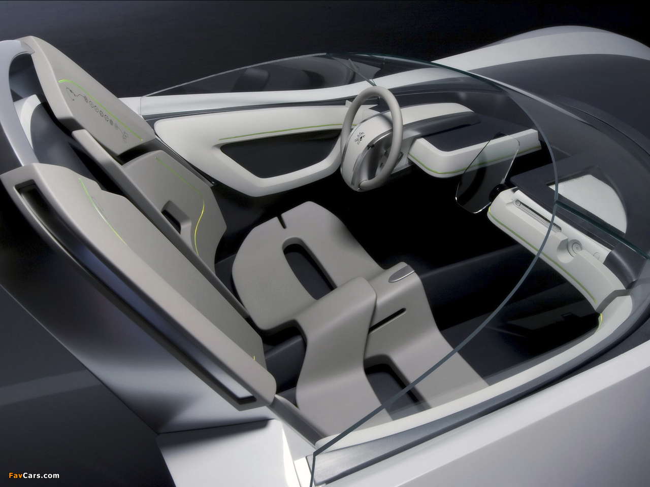 Pictures of Peugeot Flux Concept 2007 (1280 x 960)
