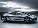 Pictures of Peugeot RC HYbrid4 Concept 2008