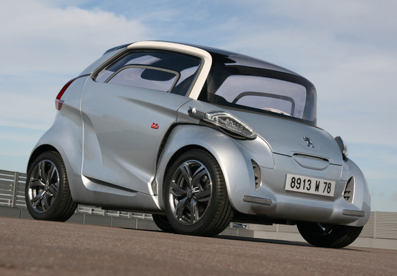 Pictures Of Peugeot Bb1 Concept 2009