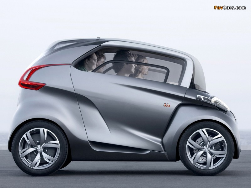Pictures of Peugeot BB1 Concept 2009 (800 x 600)