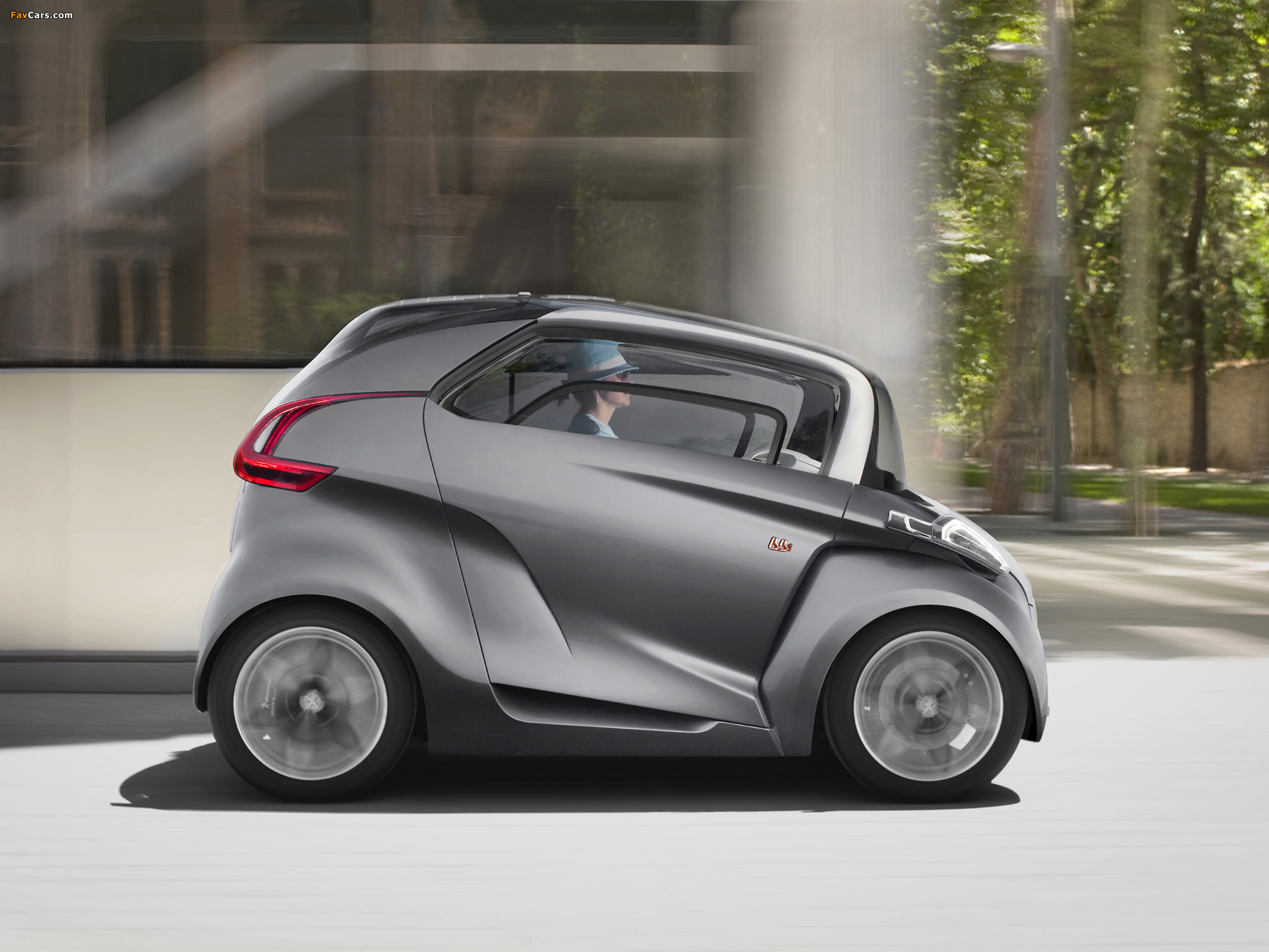 Pictures of Peugeot BB1 Concept 2009 (2048 x 1536)