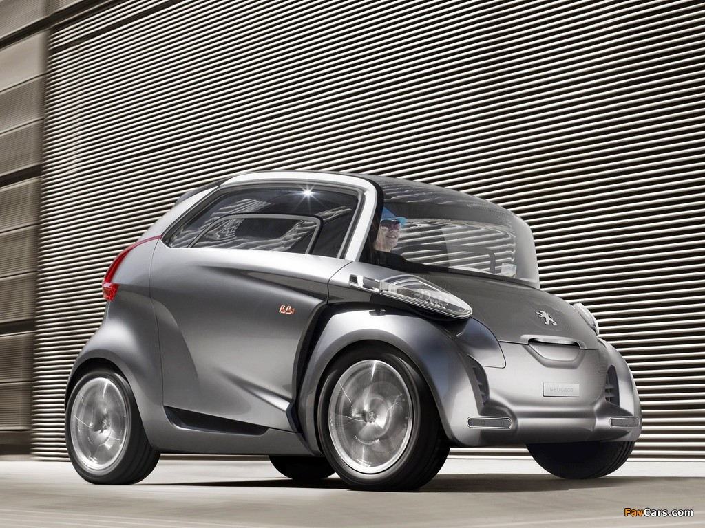 Pictures of Peugeot BB1 Concept 2009 (1024 x 768)