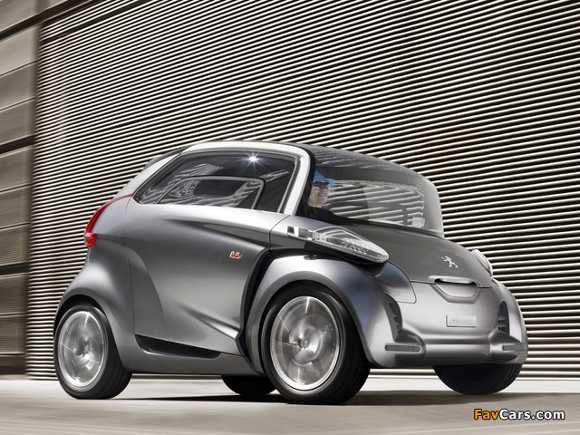 Pictures of Peugeot BB1 Concept 2009 (640 x 480)