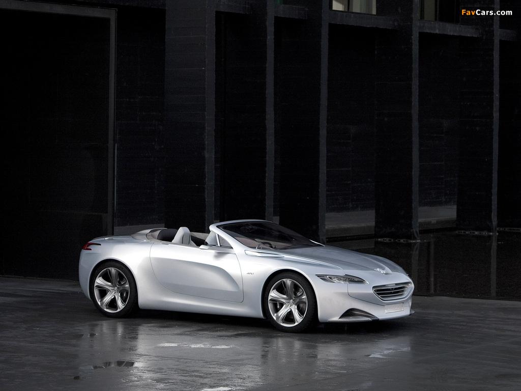 Pictures of Peugeot SR1 Concept 2010 (1024 x 768)