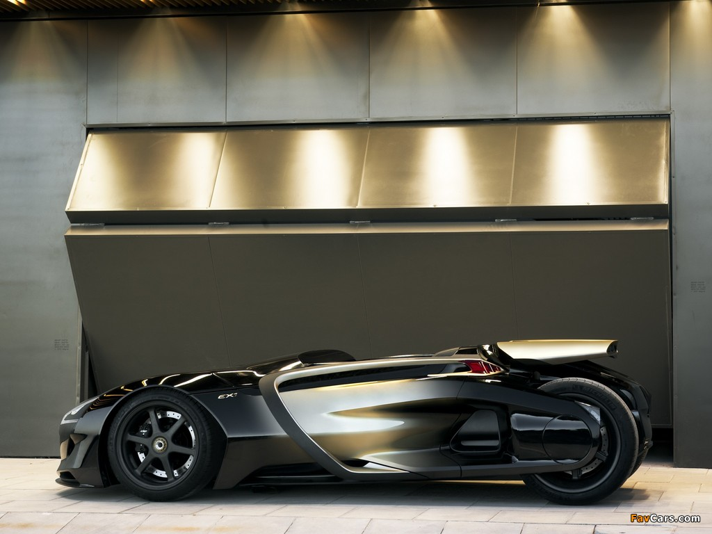 Pictures of Peugeot EX1 Concept 2010 (1024 x 768)