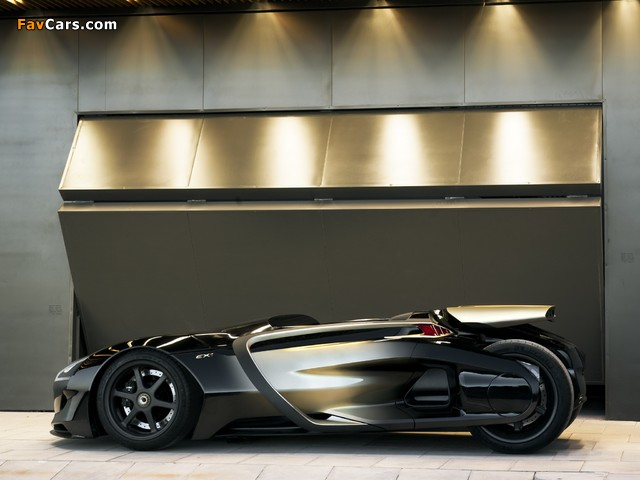 Pictures of Peugeot EX1 Concept 2010 (640 x 480)