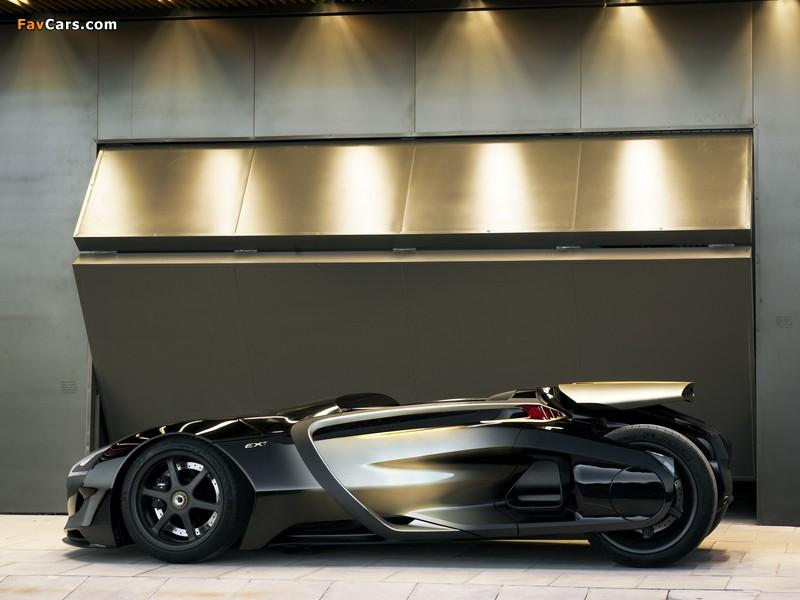Pictures of Peugeot EX1 Concept 2010 (800 x 600)