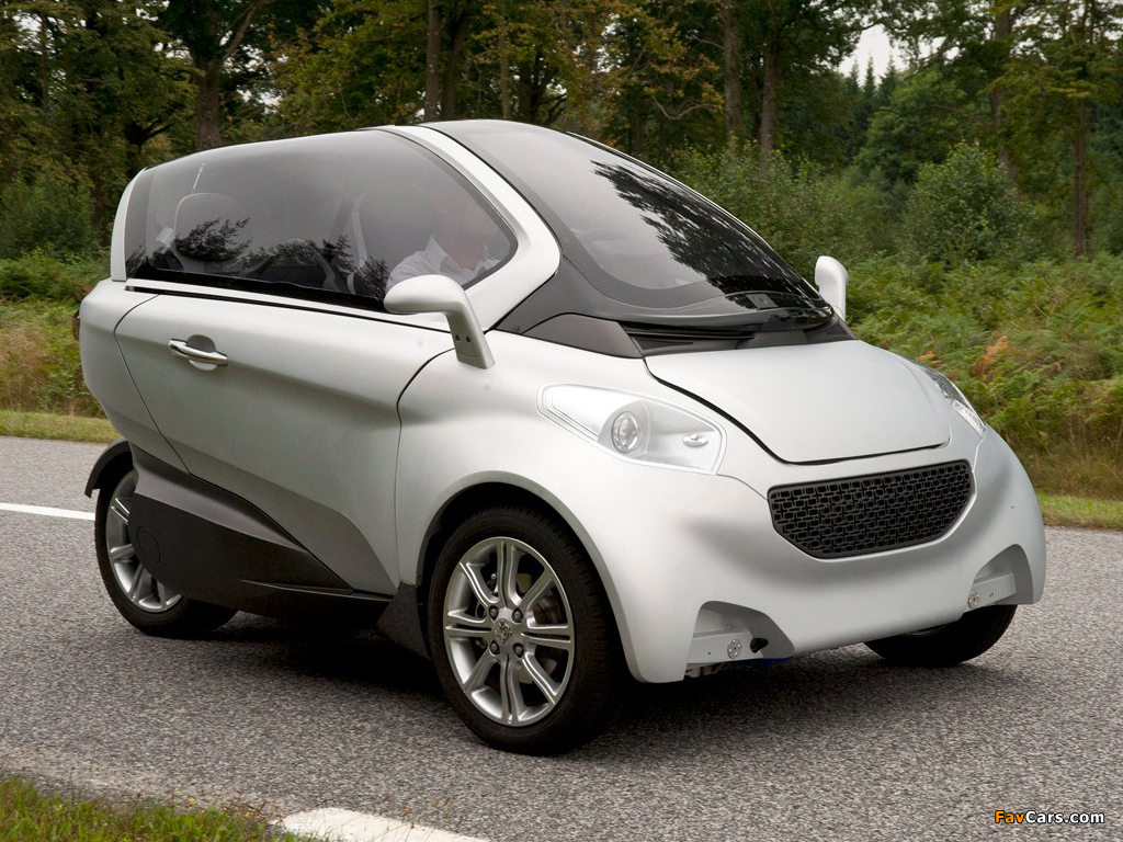 Pictures of Peugeot VELV Concept 2011 (1024 x 768)