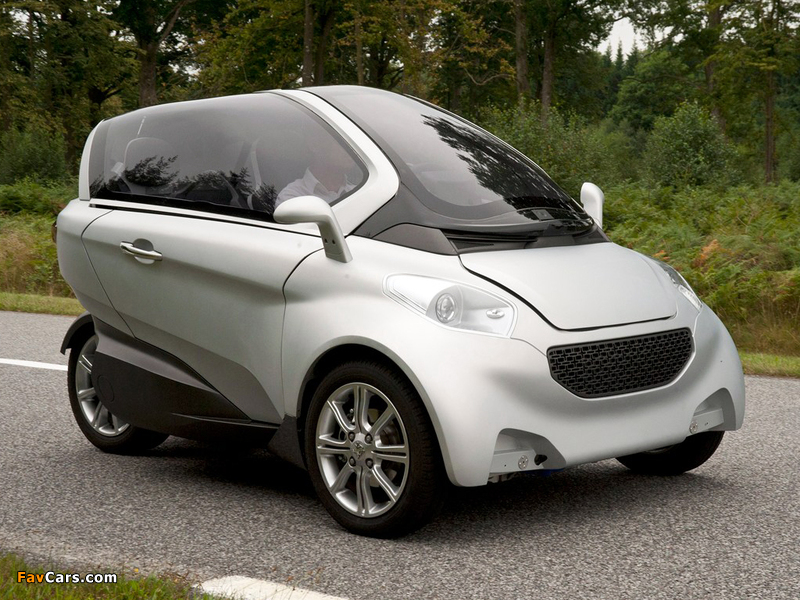 Pictures of Peugeot VELV Concept 2011 (800 x 600)