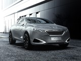 Pictures of Peugeot SXC Concept 2011