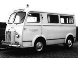 Peugeot D4B Ambulance 1960–65 wallpapers