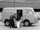 Photos of Peugeot D4B Van 1960–65