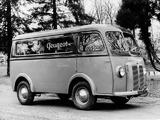 Photos of Peugeot D4A Post Van 1955–60