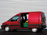 Images of Peugeot Expert Van 2004–07