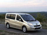 Images of Peugeot Expert Tepee 2007–12